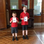 Principal Award winners in May