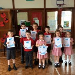 Mathletic Bronze certificate winners
