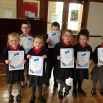 Mathletic certificate winners