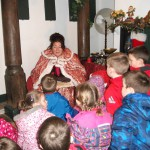 Meeting Mrs Claus at Springhill