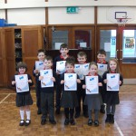Mathletic Bronze winners