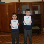 Mathletic bronze award winners
