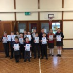 Bronze certificates Mathletics