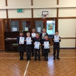 Silver certificates Mathletics