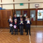 December award winners