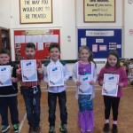Bronze certificate winners in Mathletics