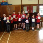 Award winners for January