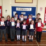 February award winners