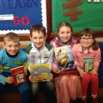 World Book Day Winners in P5-7