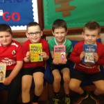World Book Day Winners P3/4