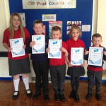 Silver mathletic award winners