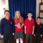 Winners of the 'Guess the Eggs'