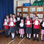 Award winners for April