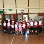 Bronze mathletic winners