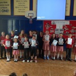 Mathletic bronze & silver winners
