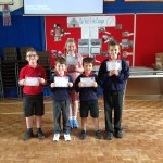 100% attenders from Sept - June