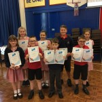 Mathletic winners