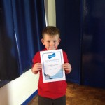 Silver certificate winner in mathletics