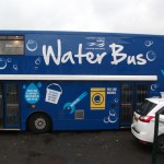We welcomed the Water Bus to Stewartstown PS