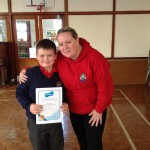 GOLD winner in mathletics