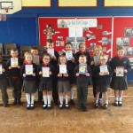 Award winners for Sept