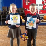Competition winners 1st and 2nd