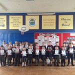 certificate winners in Mathletics