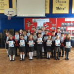 mathletics - bronze winners