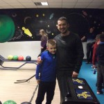 Dads & Lads / Dads & Daughters night out week 1
