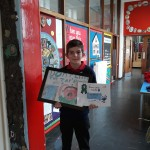 WINNER of the NI Water Art competition